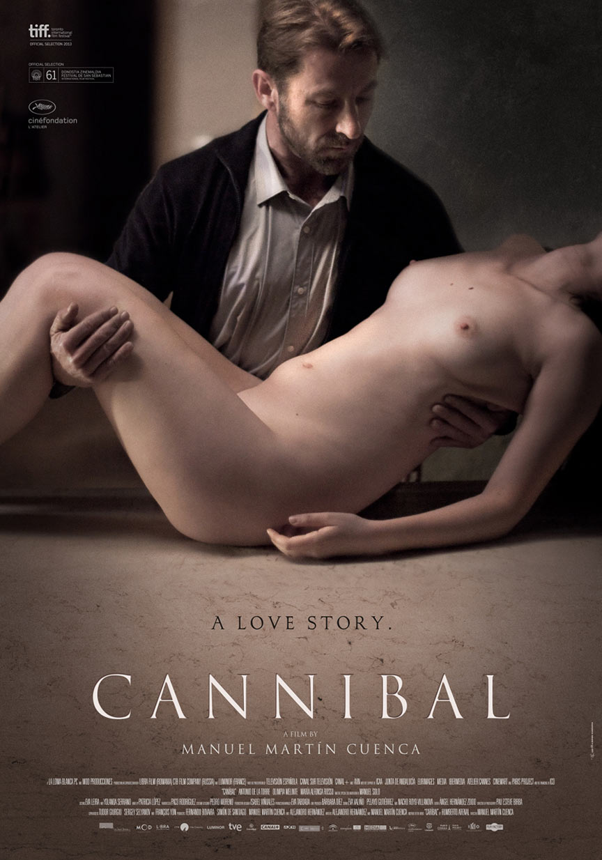 Cannibal Poster #1