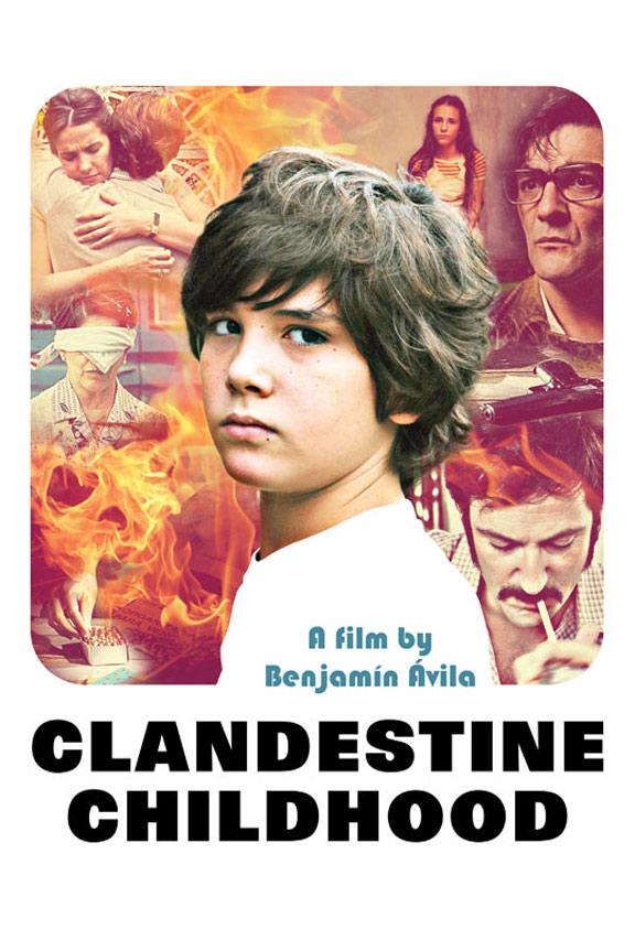 Clandestine Childhood Poster #1