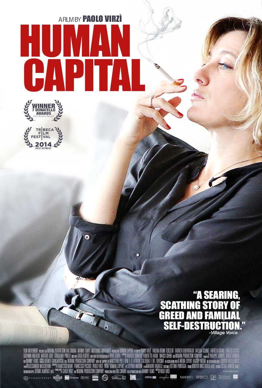 Human Capital Poster #1