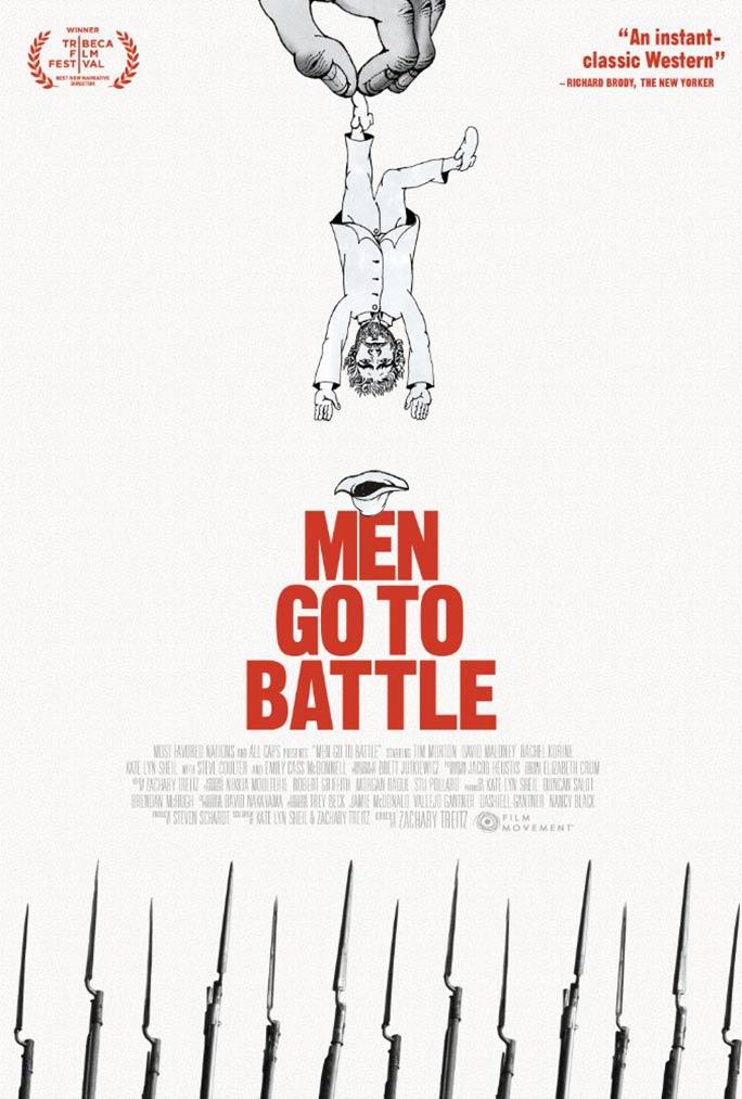 Men Go to Battle Poster #1