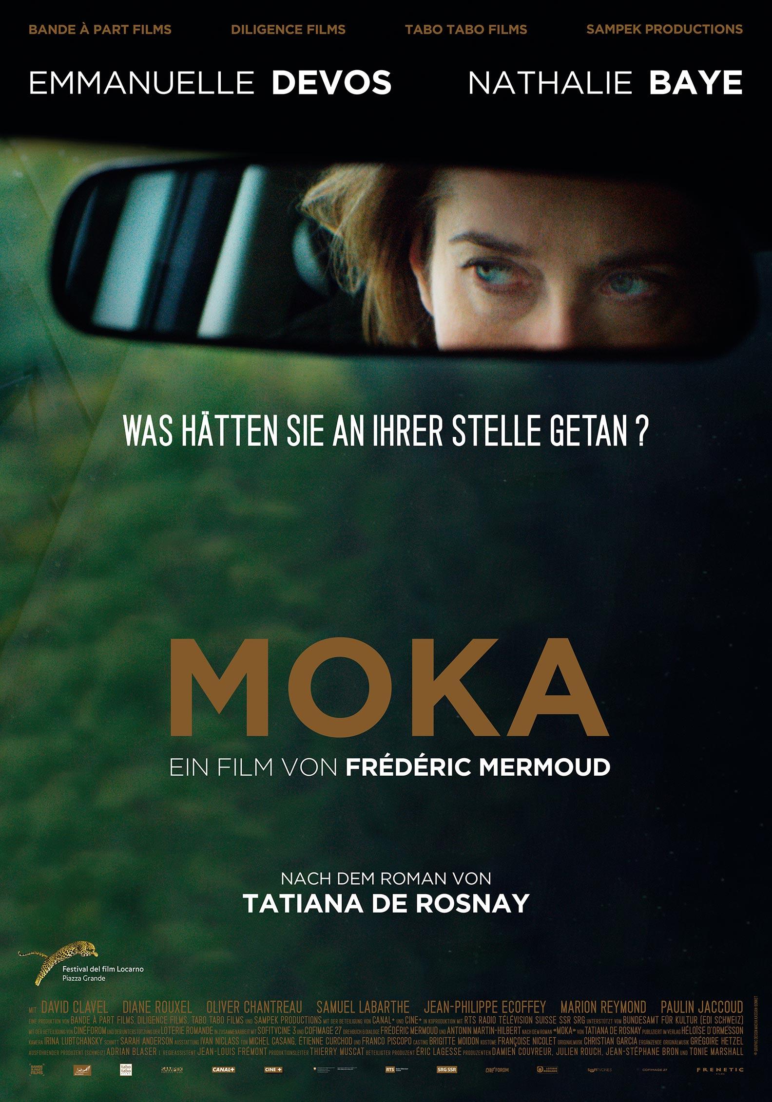 Moka Poster #1