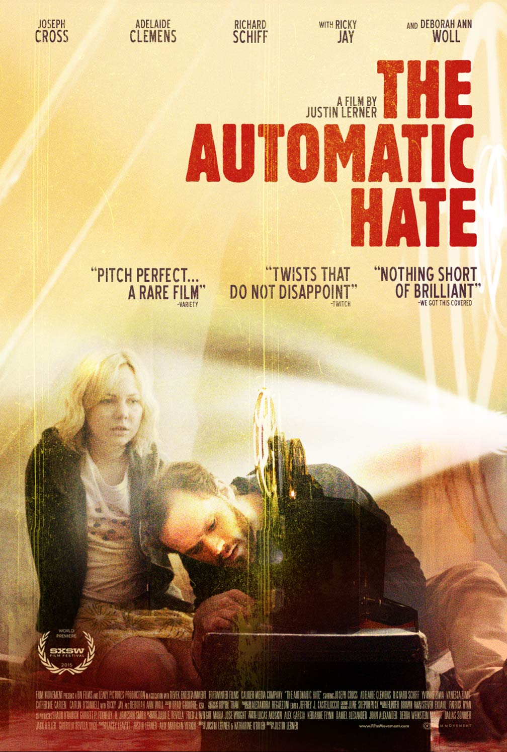 The Automatic Hate Poster #1