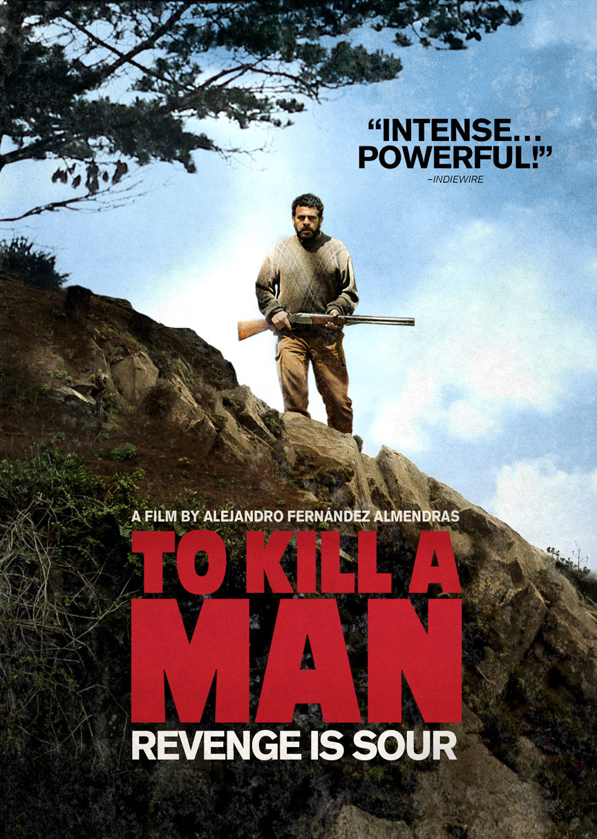 To Kill a Man Poster #1