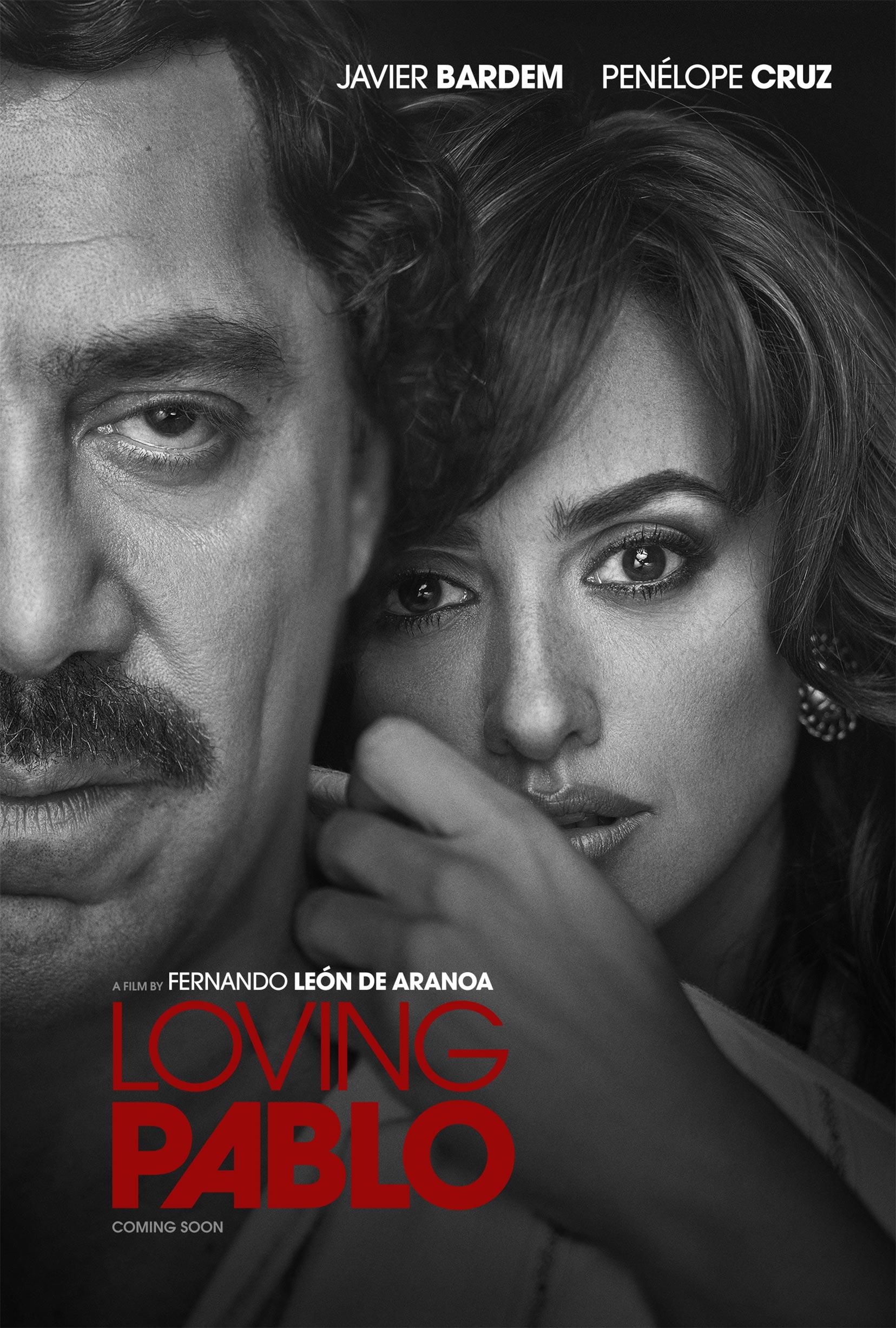 Loving Pablo Poster #1