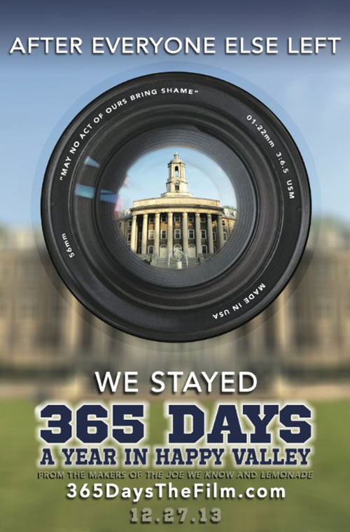 365 Days: A Year in Happy Valley Poster #1