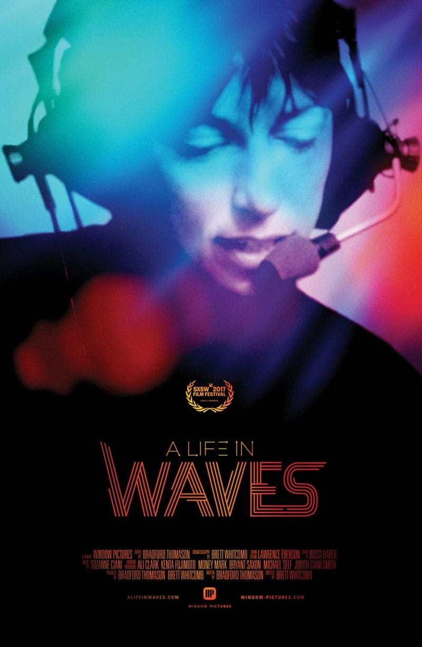 A Life in Waves Poster #1