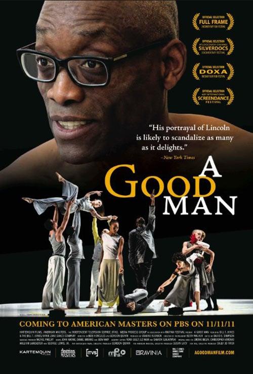 A Good Man Poster #1