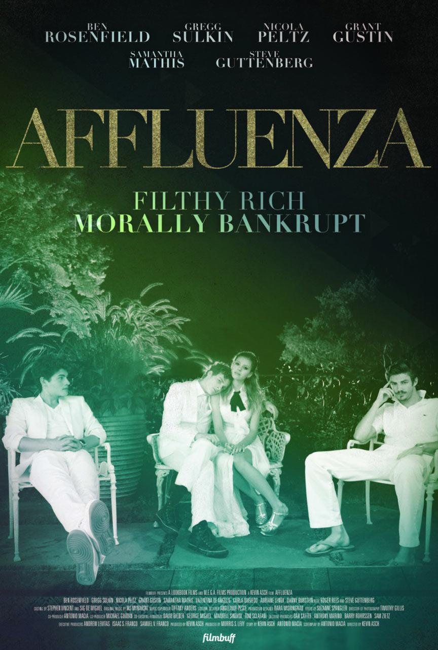 Affluenza Poster #1