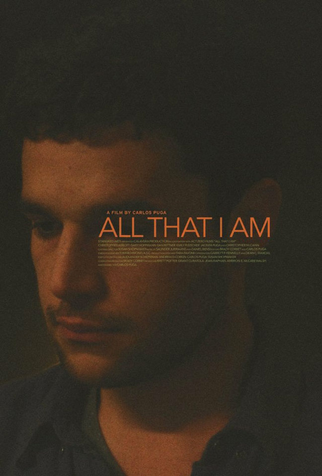 All That I Am Poster #1