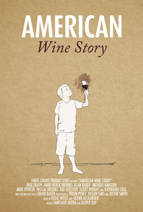 American Wine Story Poster #1
