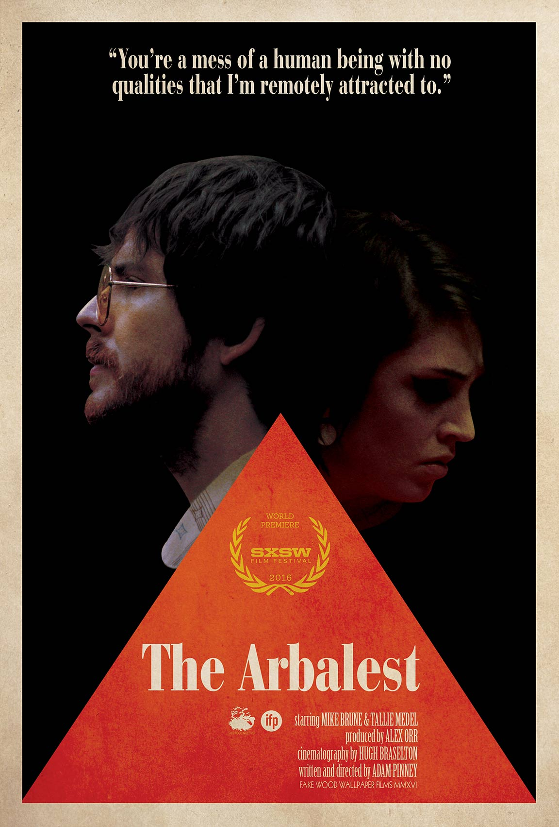 The Arbalest Poster #1