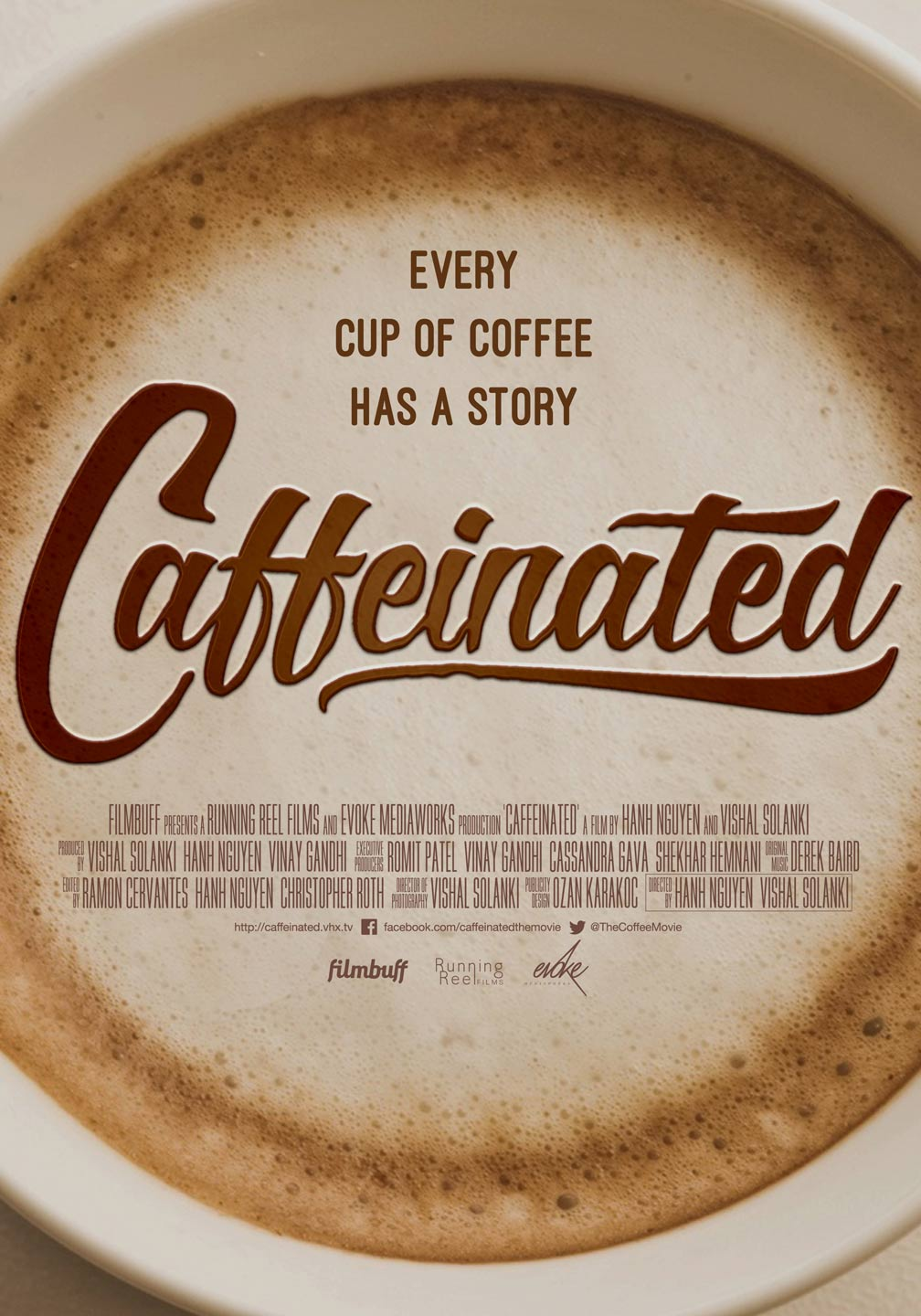 Caffeinated Poster #1