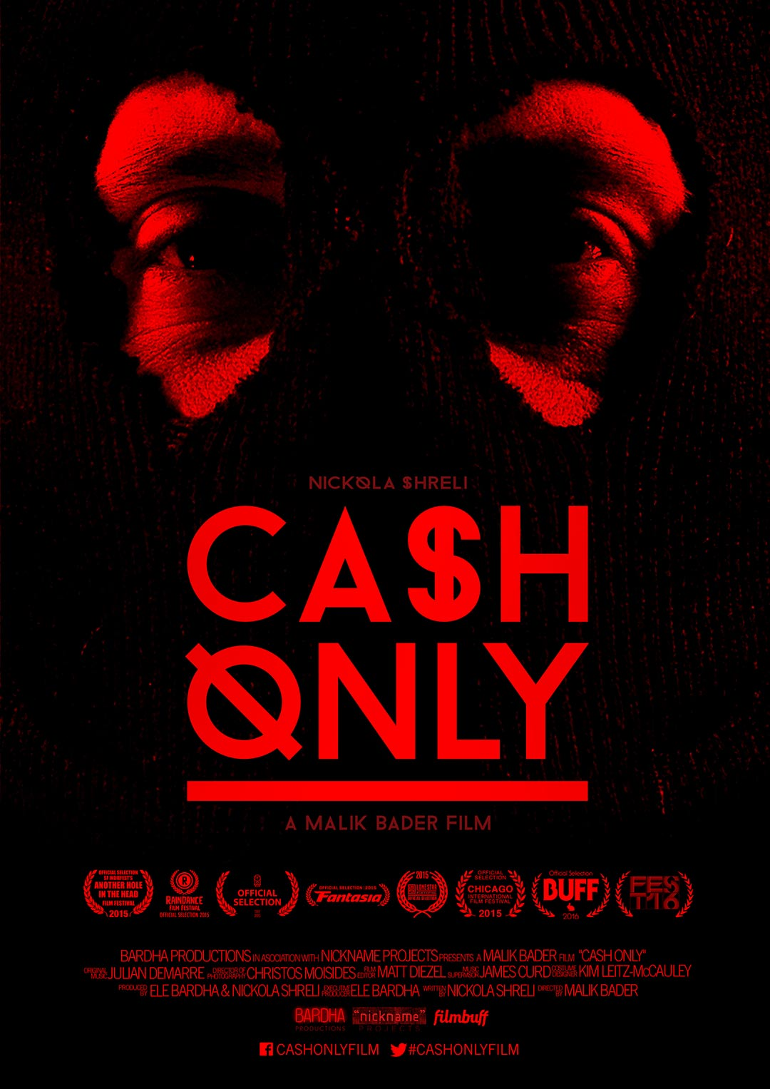 Cash Only Poster #1