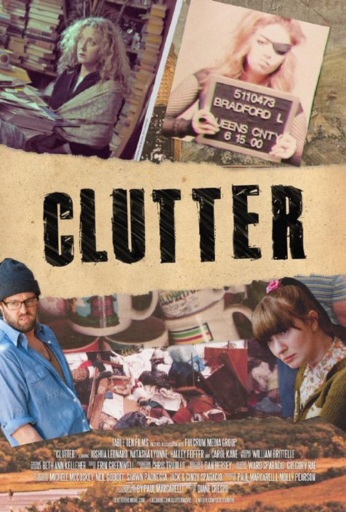 Clutter Poster #1