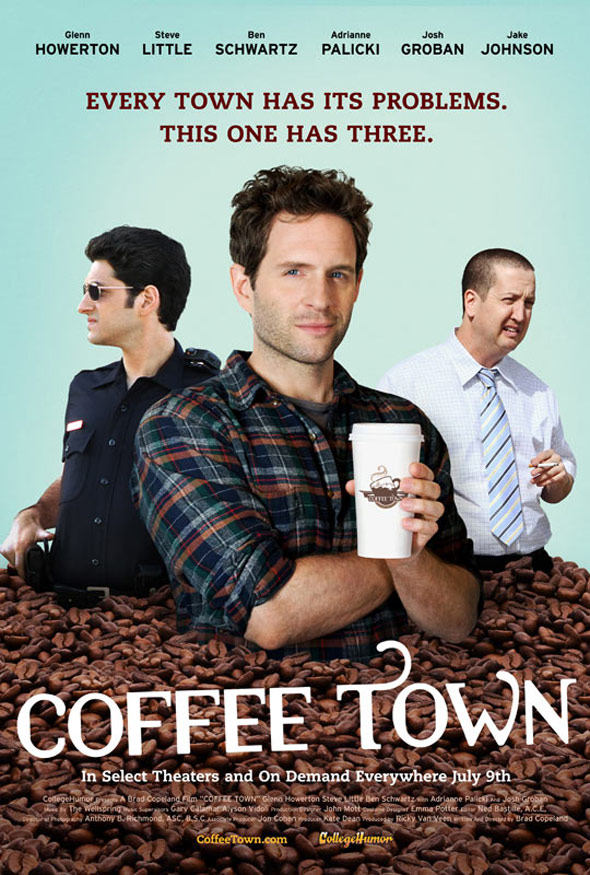 Coffee Town Poster #1