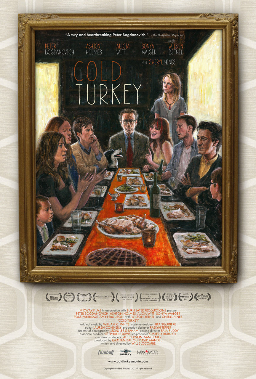 Cold Turkey Poster #1