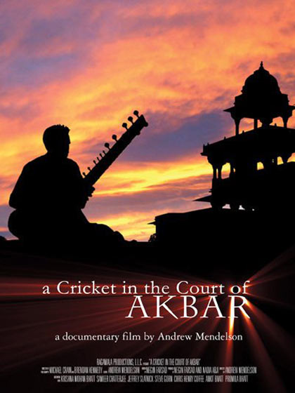A Cricket in the Court of Akbar Poster #1