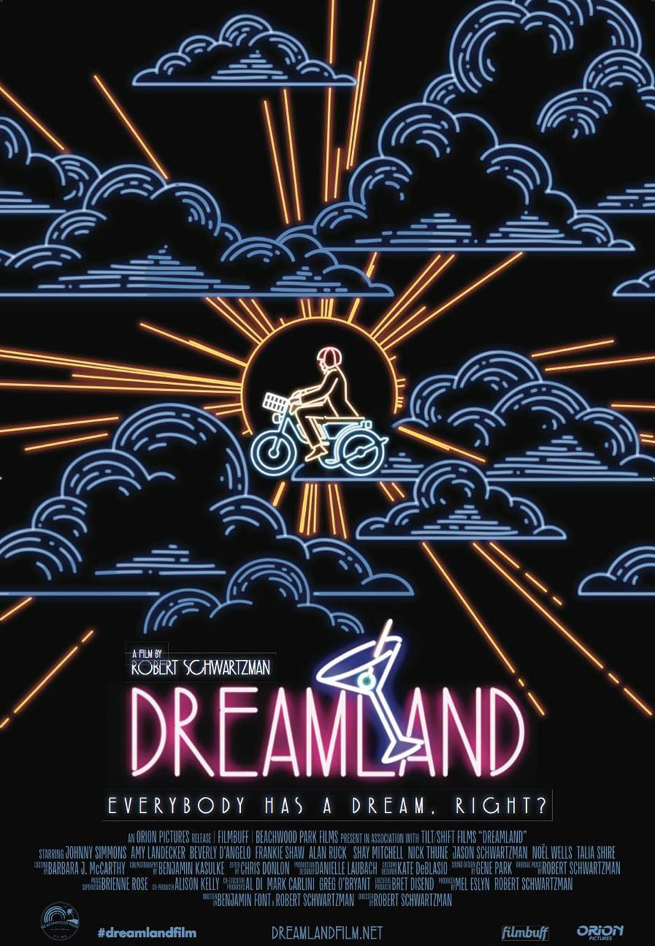 Dreamland Poster #1