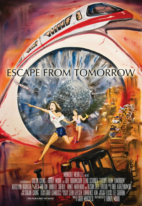 Escape from Tomorrow Poster #2