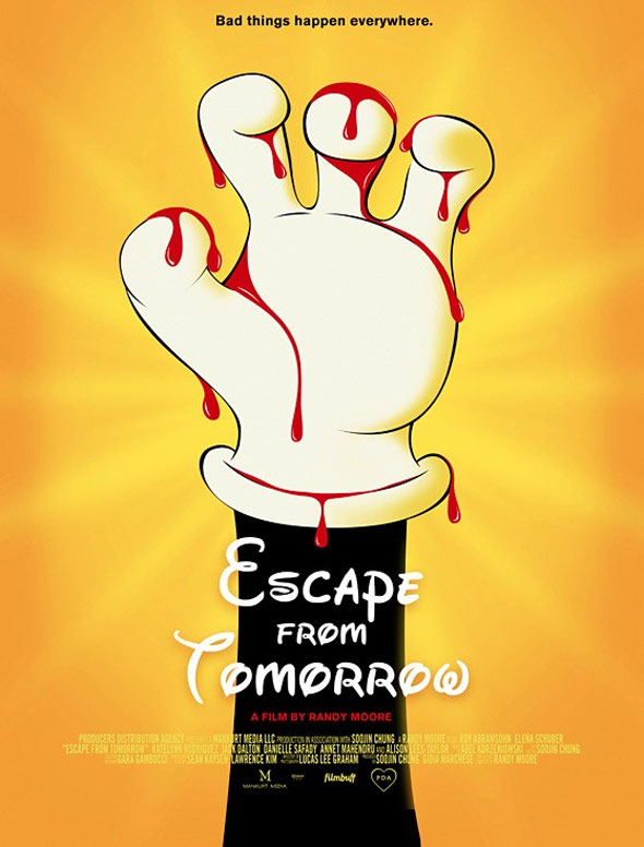 Escape from Tomorrow Poster #1