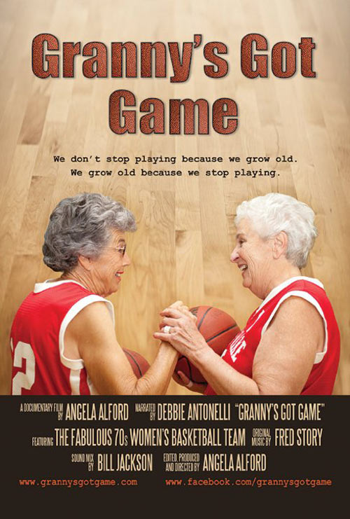 Granny's Got Game Poster #1