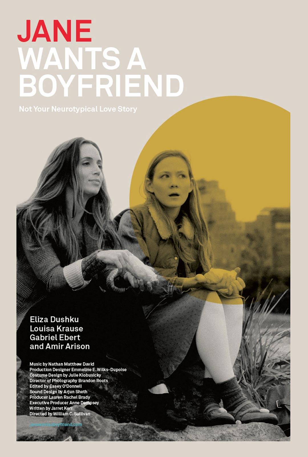 Jane Wants a Boyfriend Poster #1
