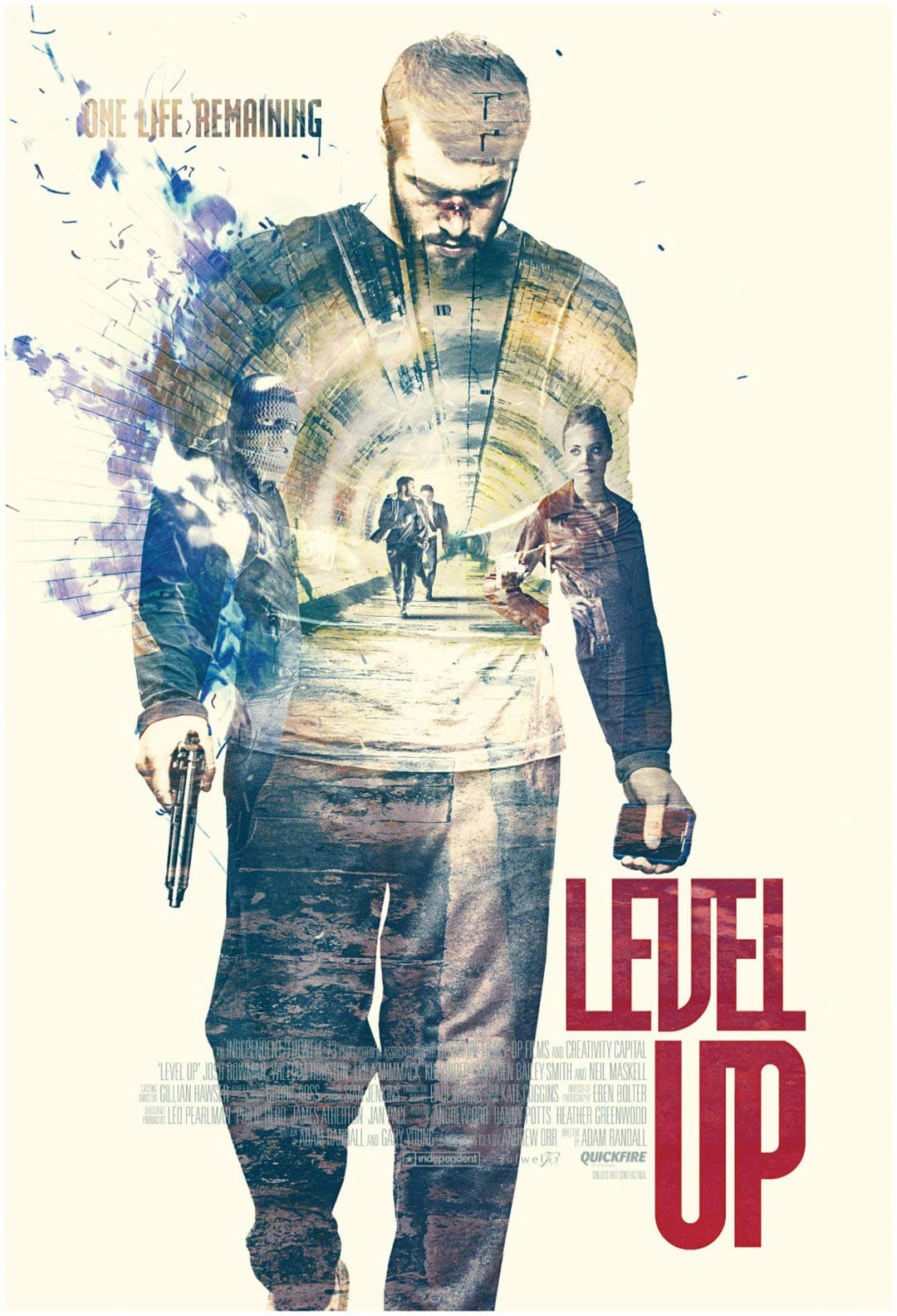 Level Up Poster #1