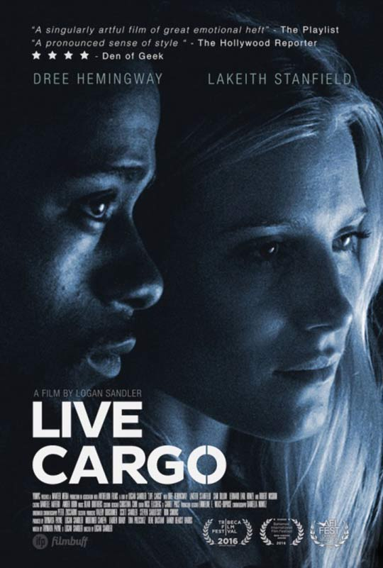 Live Cargo Poster #1