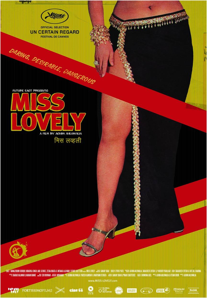 Miss Lovely Poster #1