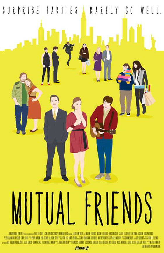 Mutual Friends Poster #1