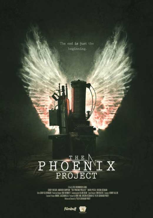 The Phoenix Project Poster #1