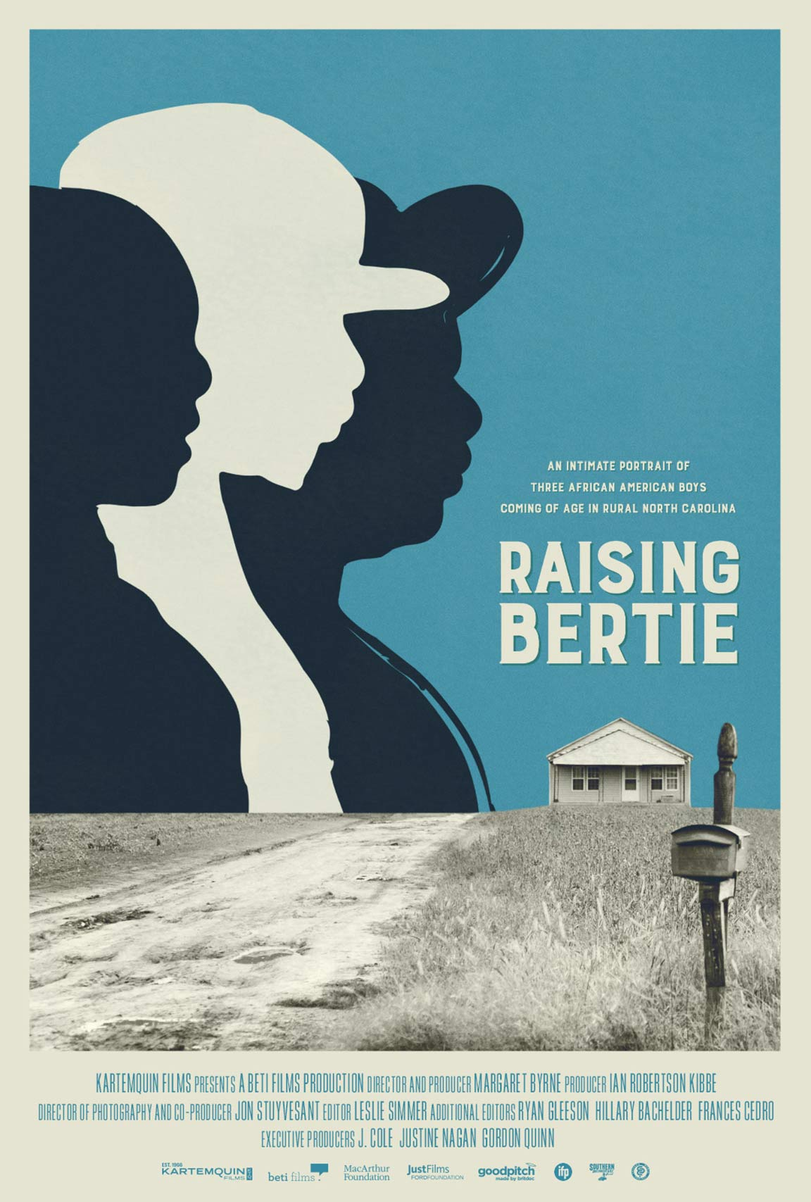 Raising Bertie Poster #1