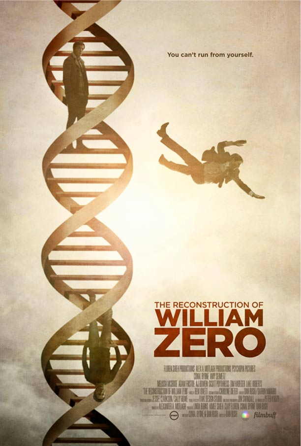 The Reconstruction of William Zero Poster #1