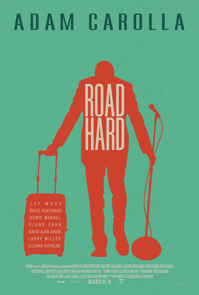 Road Hard Poster #1