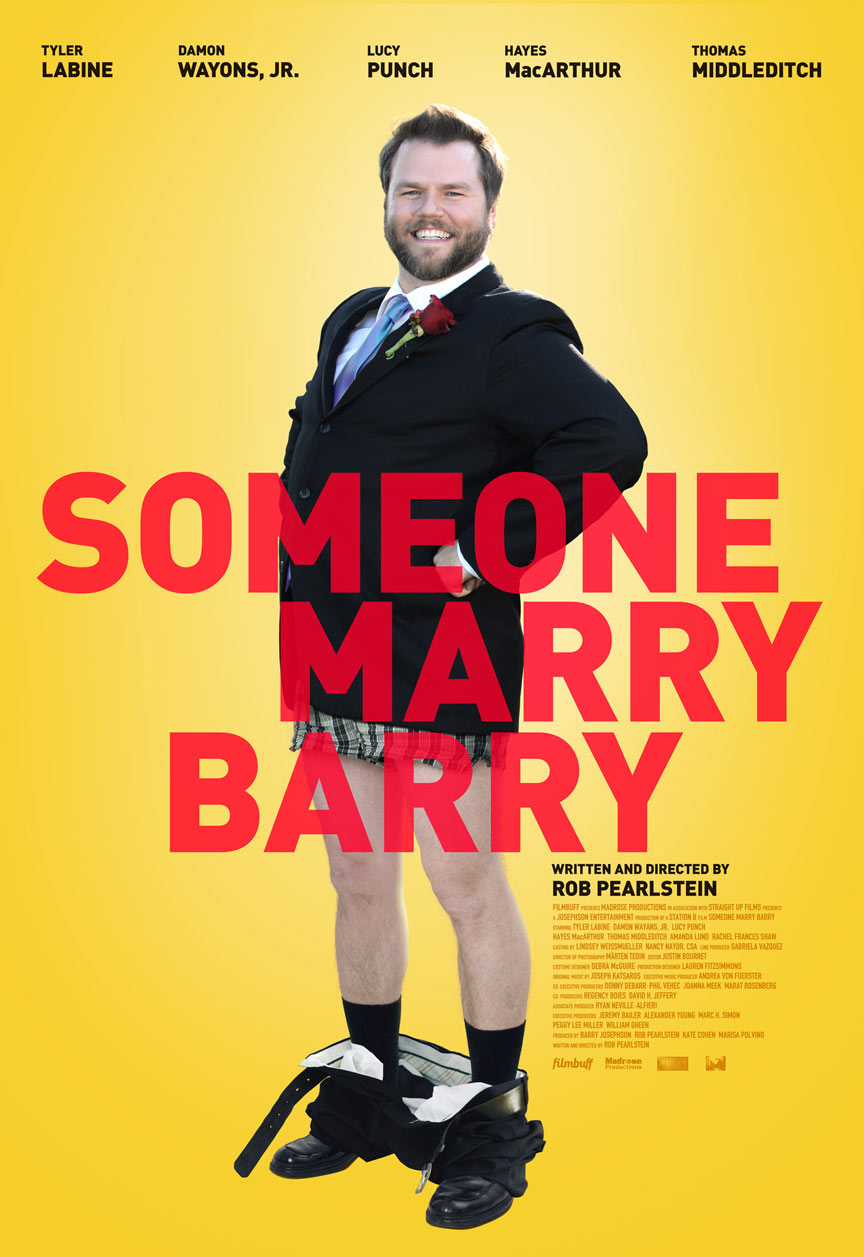 Someone Marry Barry Poster #1