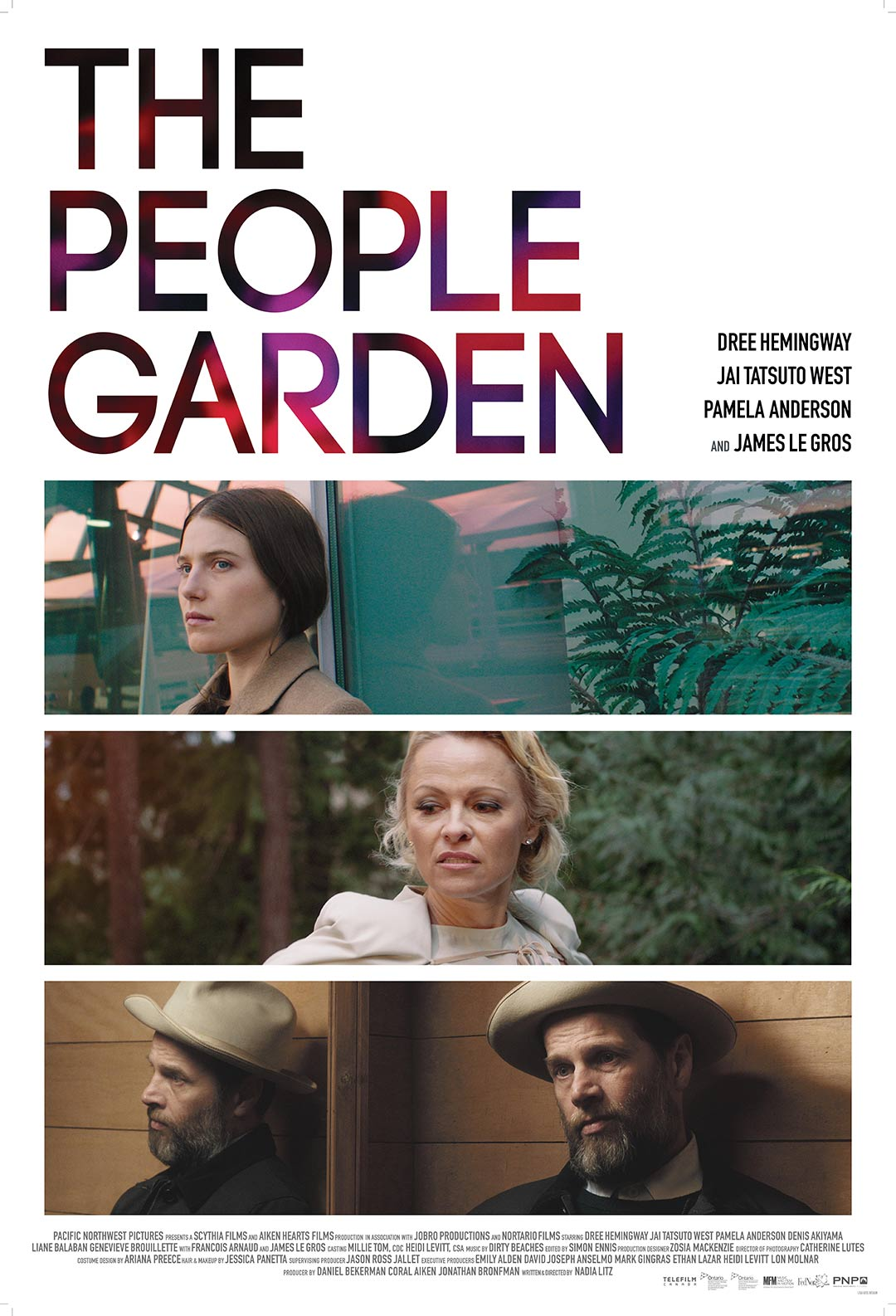 The People Garden Poster #1