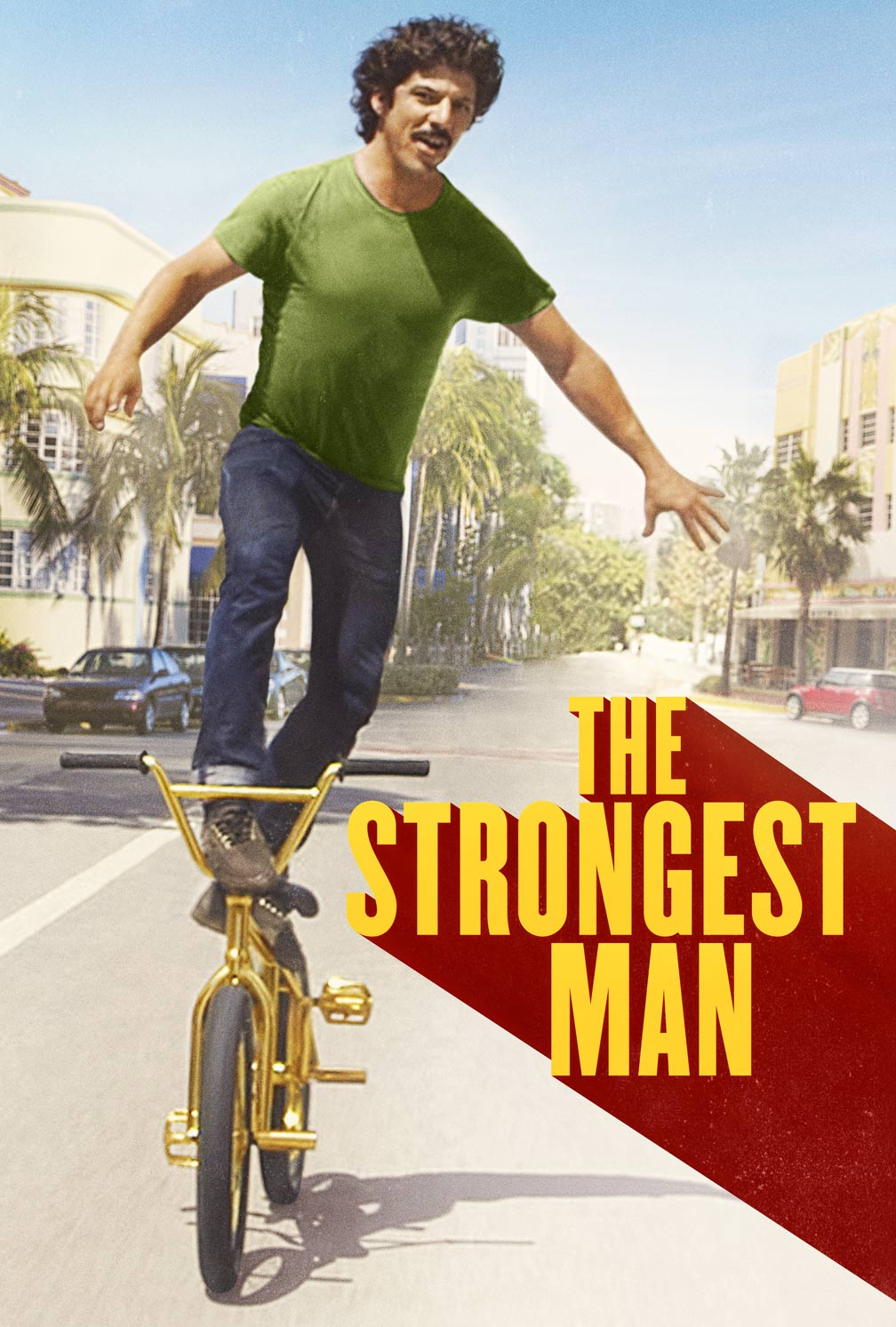 The Strongest Man Poster #1
