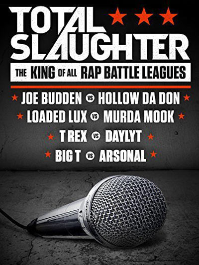 Total Slaughter Poster #1