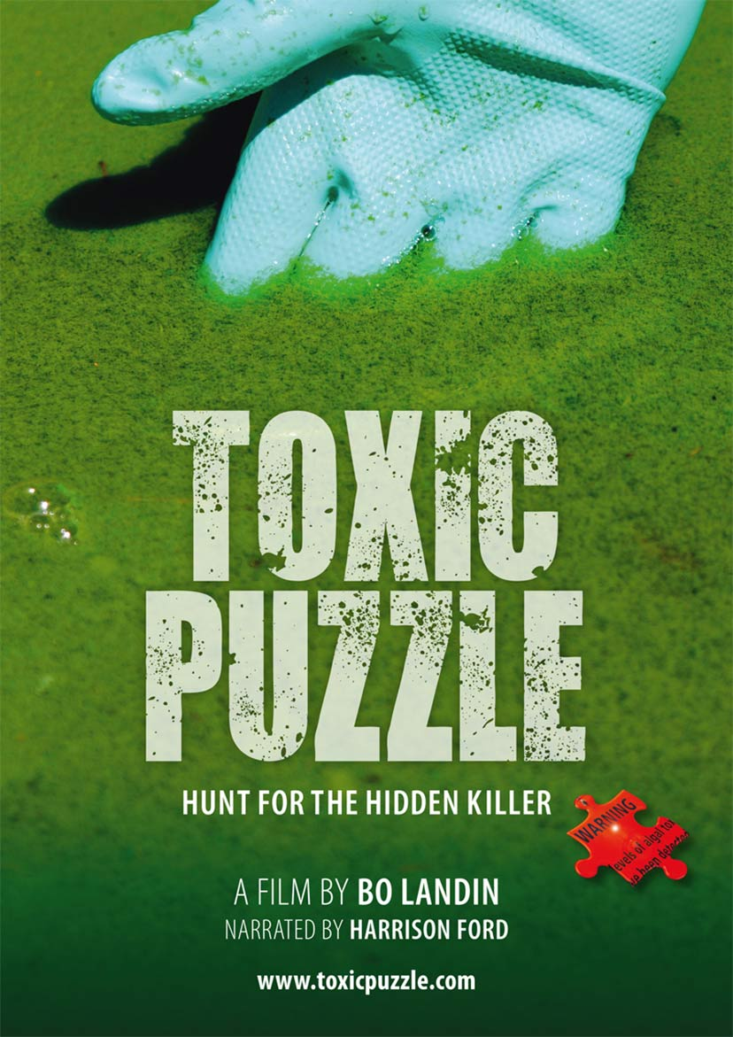 Toxic Puzzle: Hunt For the Hidden Killer Poster #1