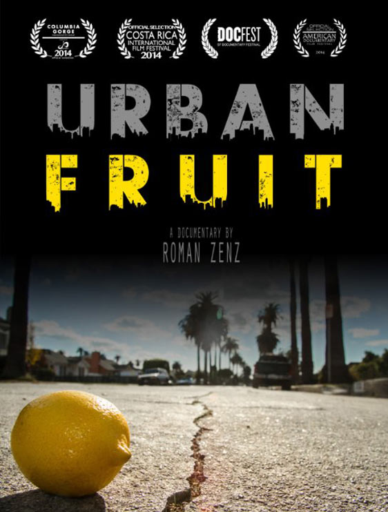 Urban Fruit Poster #1