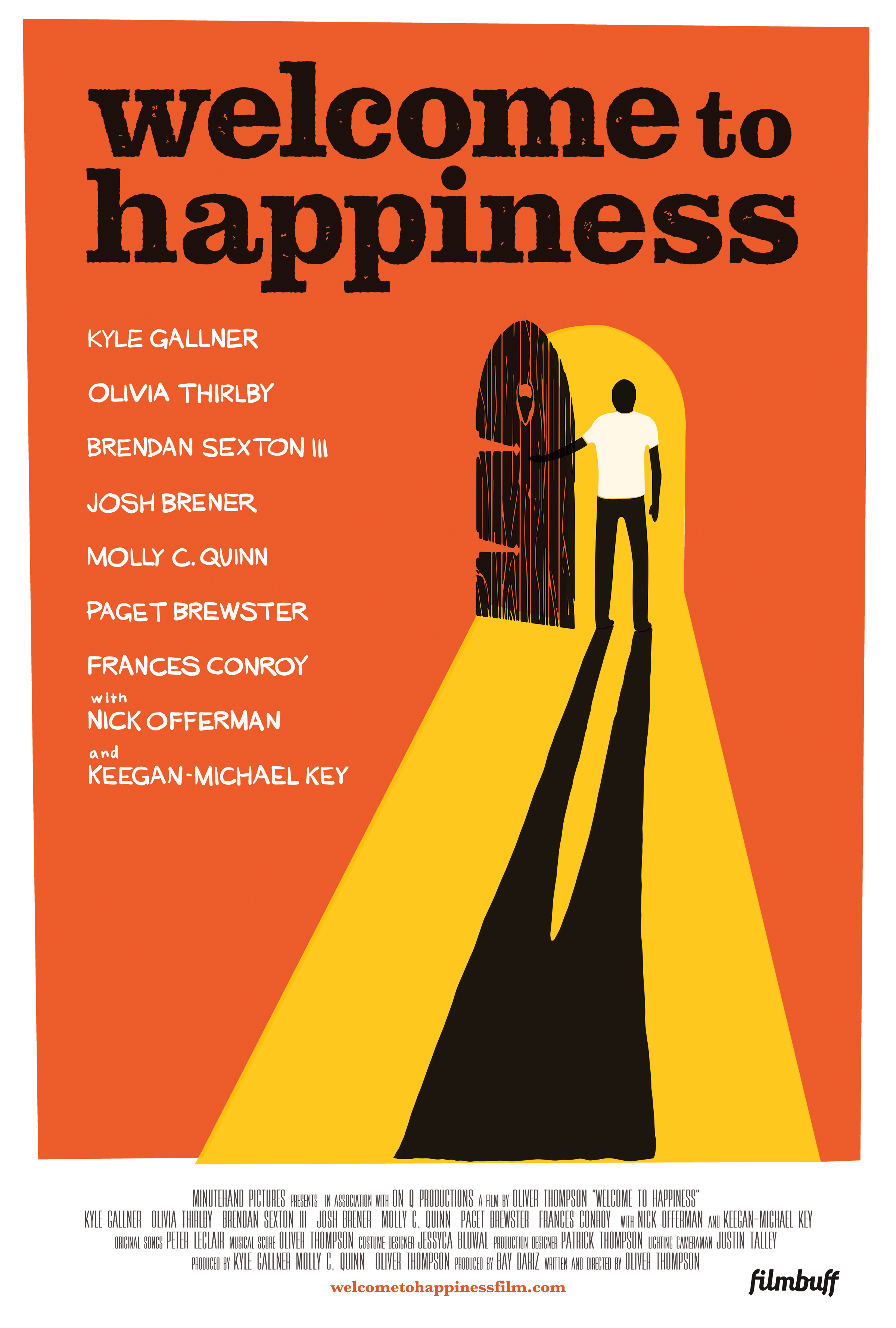 Welcome to Happiness Poster #1