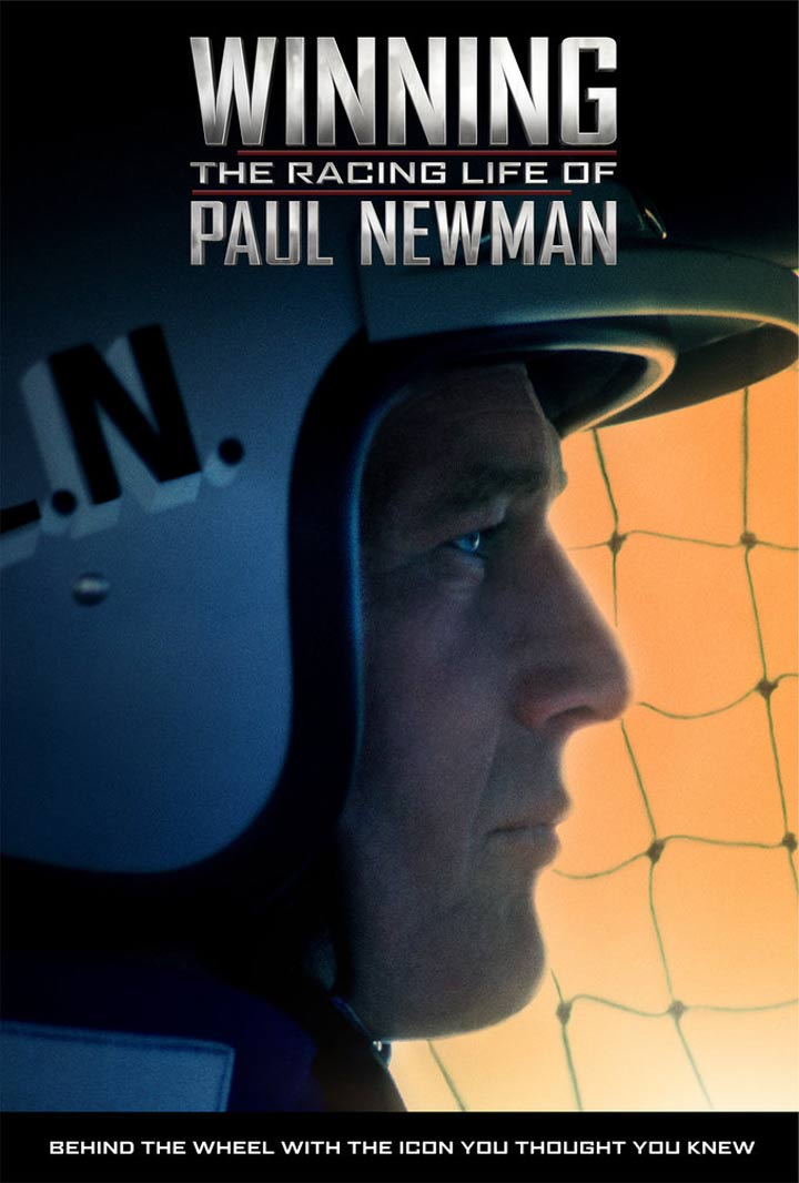 Winning: The Racing Life of Paul Newman Poster #1