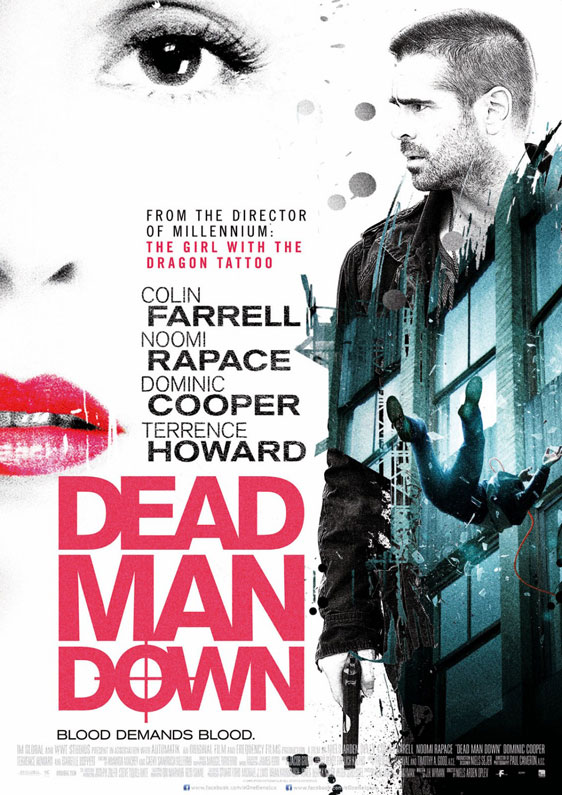 Dead Man Down Poster #5