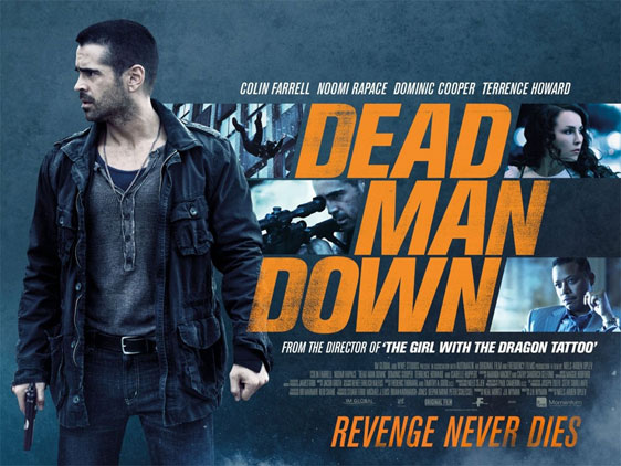 Dead Man Down Poster #7
