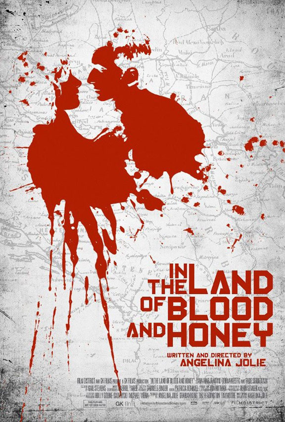 In the Land of Blood and Honey Poster #1