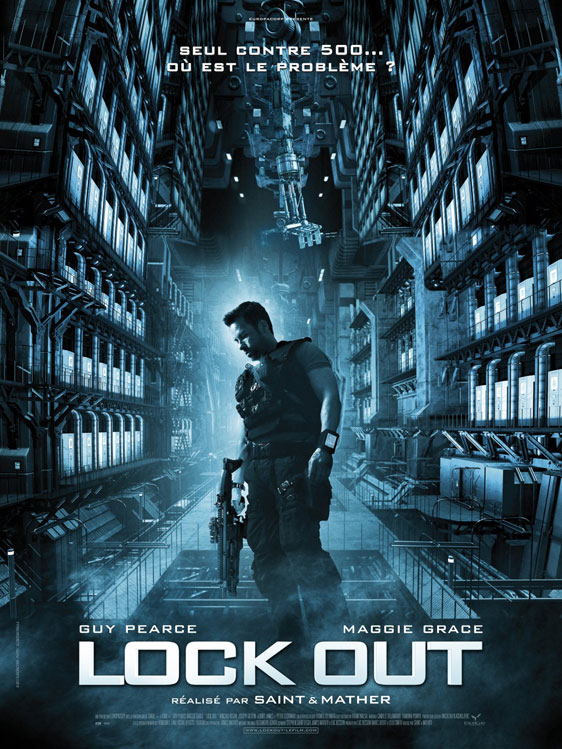 Lockout Poster #2