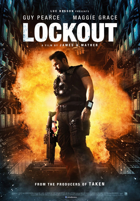 Lockout Poster #5
