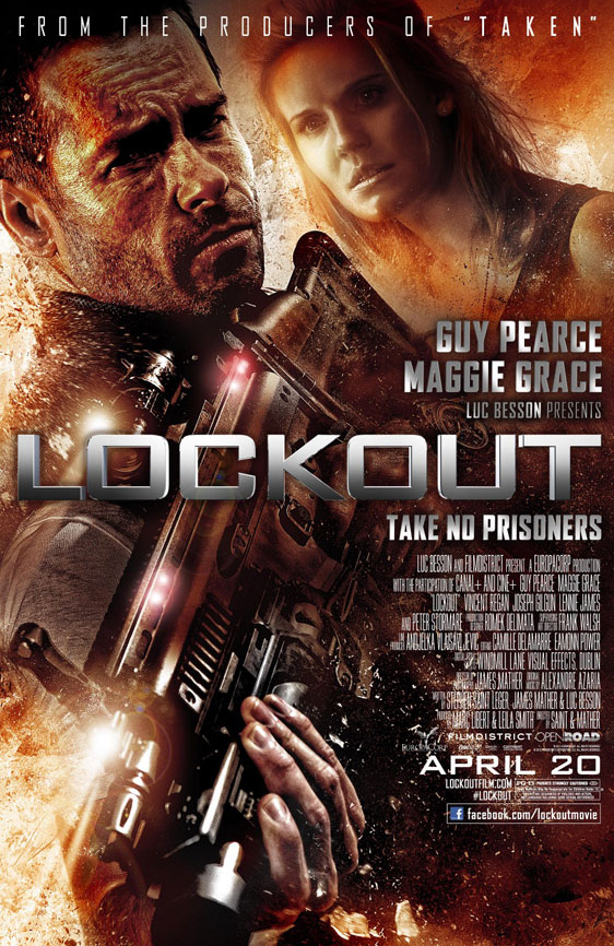 Lockout Poster #1