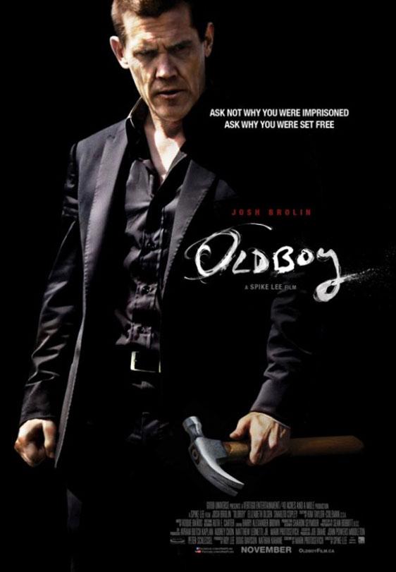 Oldboy Poster #3