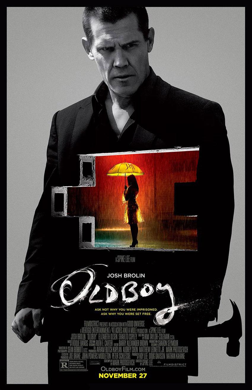 Oldboy Poster #4